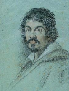 Портрет Караваджо (выполненный Оттавио Леони, ок.1610 г.)