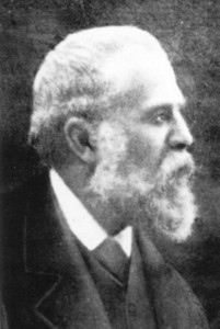 А.Гауди (фото 1910 г.)