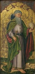 Апостол Иаков (Вюрцбург, ок. 1475 г.)