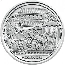 Австрия, 2010, 20 евро, Вирунум (Virunum), реверс