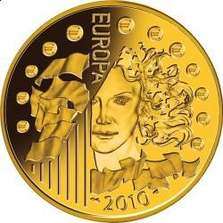 Франция, 2010, Клюни, 5 евро