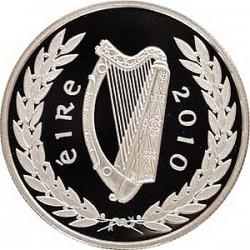 Ирландия, 10 евро, Gaisce, аверс
