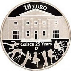 Ирландия, 10 евро, Gaisce, реверс