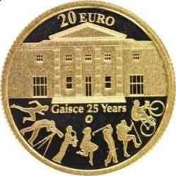 Ирландия, 20 евро, Gaisce, аверс
