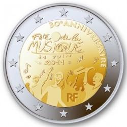 2 евро, Франция 2011