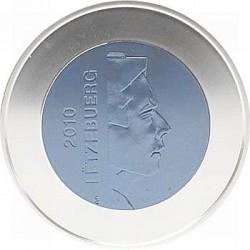5 евро, Люксебург (Замок Эш-сюр-Сюр)
