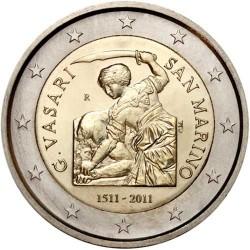2 евро, 2011, Сан-Марино