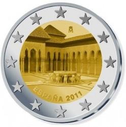 2 евро, 2011, Испания