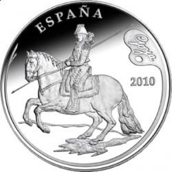 Испания, 50 евро, Хосе де Гойя, аверс