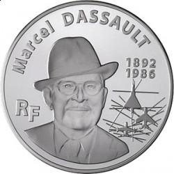 Франция, 100 евро, 2010, Марсель Дассо, аверс