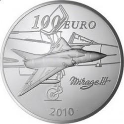 Франция, 100 евро, 2010, Марсель Дассо, реверс