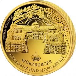Германия, 100 евро, 2010, реверс