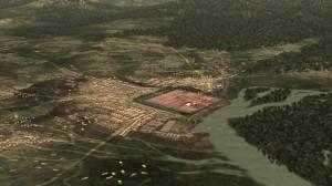 Виндобона - римский военный лагерь на Дунае