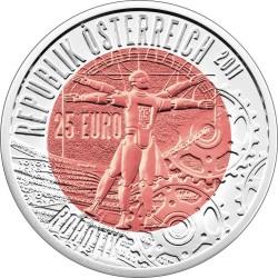 25 Euro - Robotik (2011)