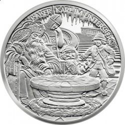 10 евро, 2010, Австрия, Карл Великий, реверс