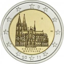 Германия 2011, 2 евро