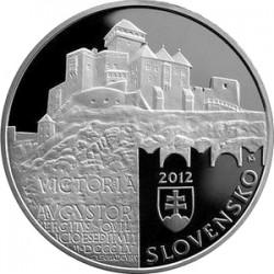 20 евро «Городской заповедник Тренчина»