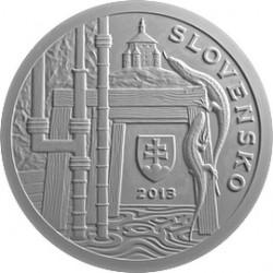 Slovakia 2013. 10 euro. Karol Hell
