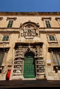 Фасад Auberge d'Italie