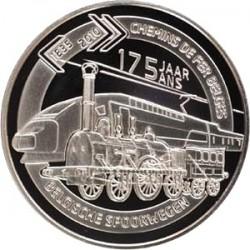 175 лет железной дороге Бельгии