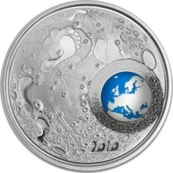 Финляндия, 20 евро, 2010, реверс