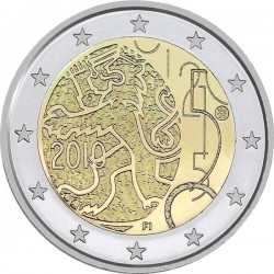 Финляндия, 2 евро, 2011