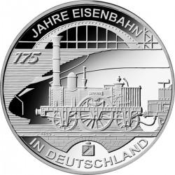 175 лет железной дороге Германии