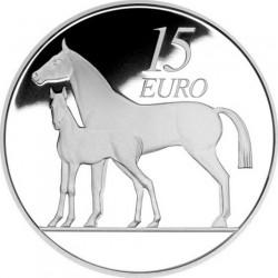 15 евро 2010, Ирландия (Лошадь)