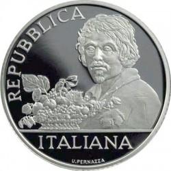Италия, 10 евро, 2010, Караваджо, аверс