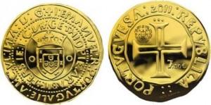 7,5 евро «Португал короля Мануэля I»