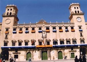 Муниципальный дворец Аликанте