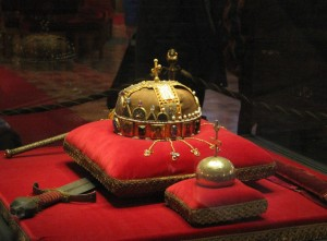 Венгерские королевские регалии