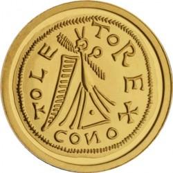 Испания, 20 евро, Сокровища нумизматики, Триенс Леовигильда