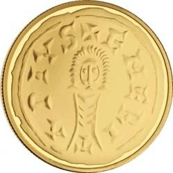 Испания, 100 евро, Сокровища нумизматики, Триенс Свинтилы