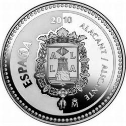 Испанские столицы. Аликанте