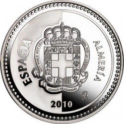 5 евро, Испанские столицы, Альмерия
