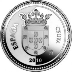 5 евро, Сеута