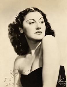 София Вемпо (фото 1949 г.)