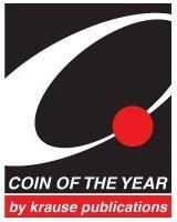 Логотип Coin of the Year