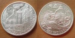 Австрия, 10 евро, «Василиск в Вене»