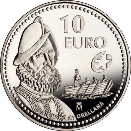 10 евро 2011 испания культура цена 30 копеек 2 злотых 1837