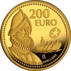 200 евро Франсиско де Орельяна (200 euro Francisco de Orellana)
