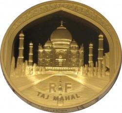 France 2010 500 euro Taj-Mahal