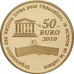 Франция, 2010 (Тадж-Махал), 50 евро