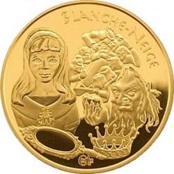 Франция, 20 евро, Белоснежка
