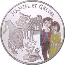 France, Hänsel und Gretel, Сказки Европы