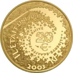 Франция, Сказки Европы, 20 евро