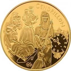 Франция, Золушка, Сказки Европы, 20 евро