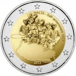 malta 2013. 2 euro
