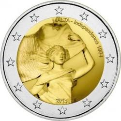 malta 2014. 2 euro